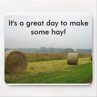 Making Hay Mouse Pad