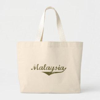 Malaysia Canvas Bag