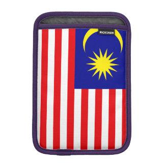 Malaysian Flag iPad Mini Sleeve
