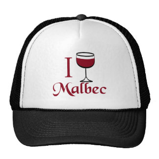 Malbec Wine Lover Gifts Cap