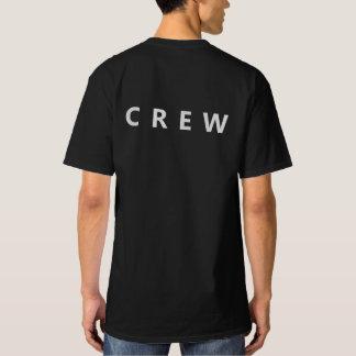 Malcastor Films Black Crew Tshirt