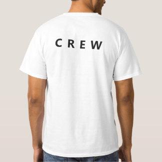 Malcastor Films White Crew T Shirt