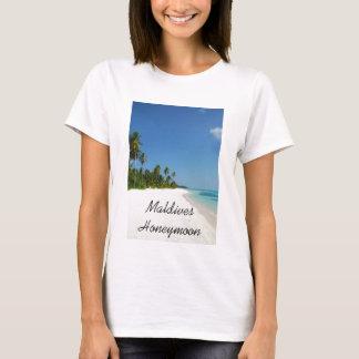 Maldives Honeymoon T-Shirt