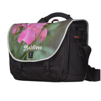 Maldives Rose Computer Bag