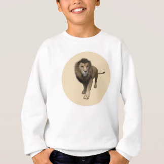 Male Lion Sweatshirt