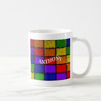 MALE NAMES (Anthony) Coffee Mug