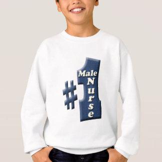 Male Nurse Award Sweatshirt