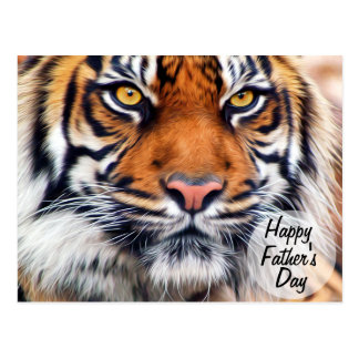 Happy Fathers Day Tiger Gifts - T-Shirts, Art, Posters ... Cute Siberian Tiger Shirt