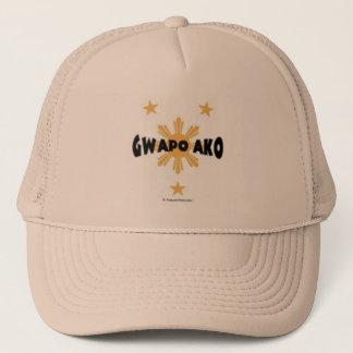 male sport hot trucker hat