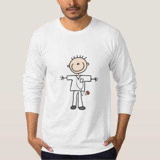 Male Stick Figure Nurse Tshirts and Gifts