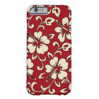 Malia Hibiscus Hawaiian Floral Barely There iPhone 6 Case
