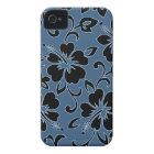 Malia Hibiscus Hawaiian iPhone 4 Cases iPhone 4 Case