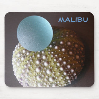 Maliblue - Sea Glass and Urchin Mousepad
