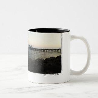 Malibu Pier -  Fancy Mug