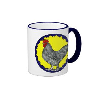 Maline Rooster Coffee Mug