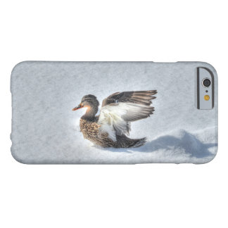 Mallard Duck Wildlife Photo for Bird-lovers Barely There iPhone 6 Case