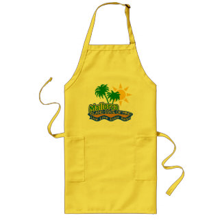 Mallorca State of Mind apron - choose style, color