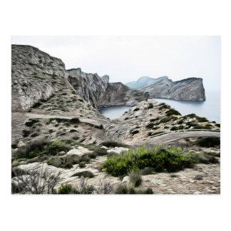 Mallorca - World's End Postcard