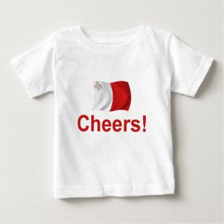 Malta Cheers! Baby T-Shirt