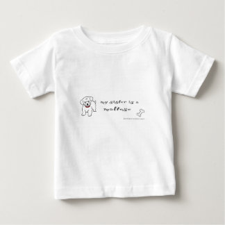 maltese - more breeds baby T-Shirt