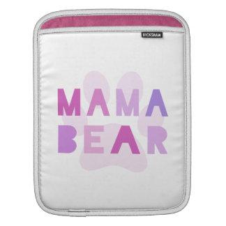 Mama bear iPad sleeve