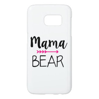 Mama Bear Phone Case - Samsung S7
