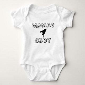 Mama's Bboy Baby Bodysuit