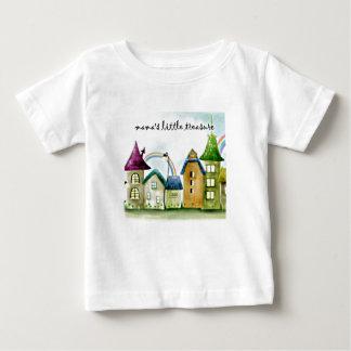 mama's little treasure t-shirt