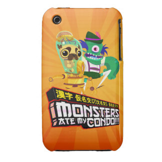 MAMC Case-Mate Case - iPhone 3/3GS Ferocious & Shi iPhone 3 Covers