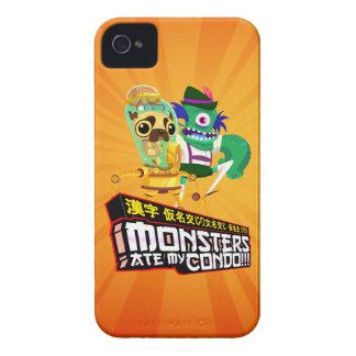 MAMC Case-Mate Case - iPhone 4/4S Ferocious & Shig Case-Mate iPhone 4 Case