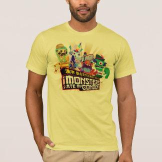 MAMC T-Shirt - Group Shot Yellow