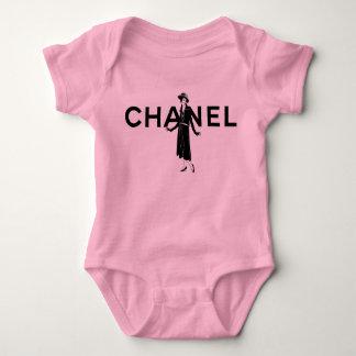 mameluco CH Baby Bodysuit