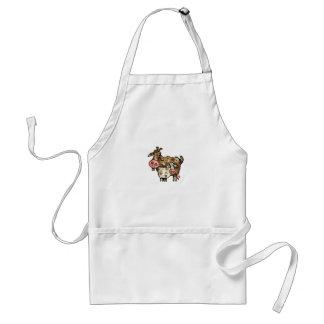 mamma goat standard apron