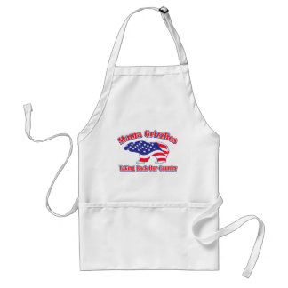 Mamma-Grizzly Standard Apron