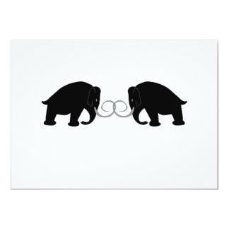 Mammoths Birthday Card
