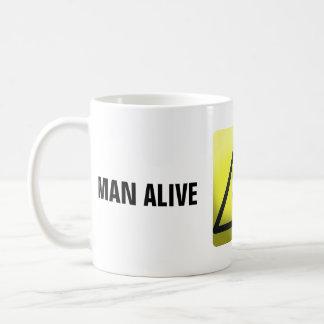 Man Alive Mug