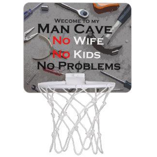 Man Cave Basketball Hoop