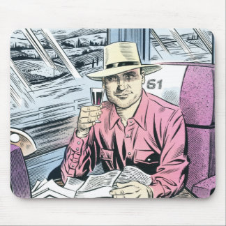 Man in Seat 61 mousemat