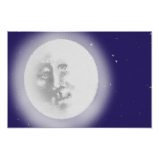 Man in the Moon Posters