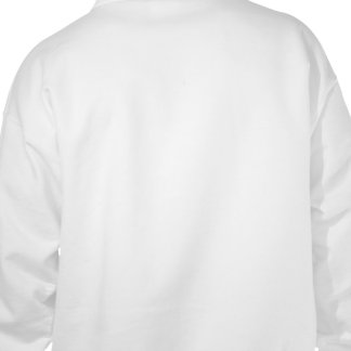 Man on the Moon Basic Hooded Sweatshirt White