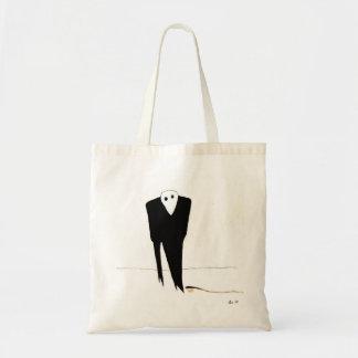 """"""" Man"""" Budget Tote Bag"""