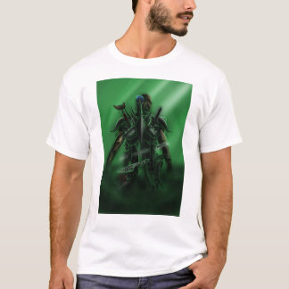 Man with Weapons Tote 2 Shirt