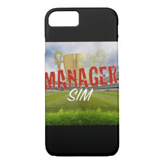 Managersim iPhone Protective Case