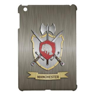 Manatee Battle Crest Sigil Armor iPad Mini Case