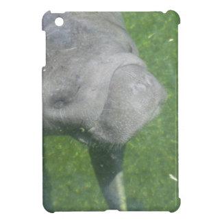 Manatee Smiles iPad Mini Case