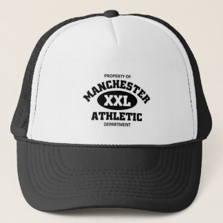 Manchester Athletic Department Trucker Hat
