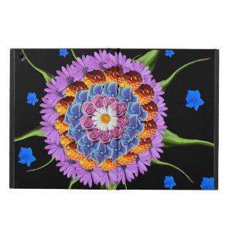 Mandala Flower Collage iPad Air Case