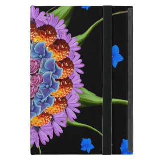 Mandala Flower Collage iPad Mini Case
