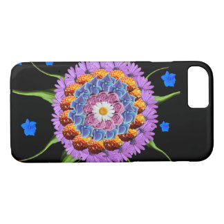 Mandala Flower Collage iPhone 8/7 Case