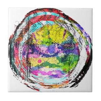 Mandala Love Tile